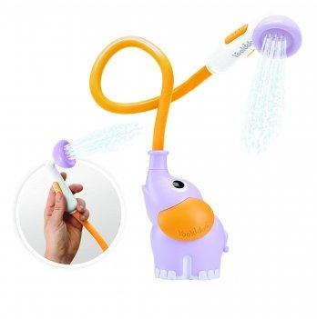 Детский душ Yookidoo 70366 Слоник сиреневый