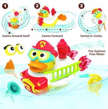Игрушка для воды Yookidoo 71337 Пожарный