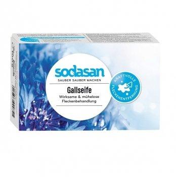 Органическое мыло Sodasan Spot Remover, 74, 100 г