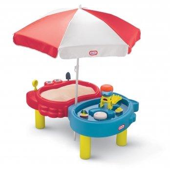 Песочница-стол, Little Tikes,