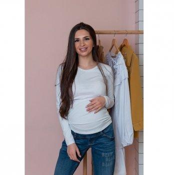 Джемпер для беременных To Be Кремовый 4024041