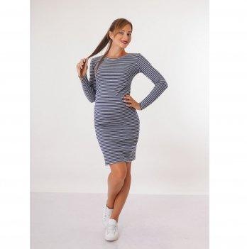 Платье для беременных To Be Синий 4030549