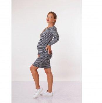 Платье для беременных To Be Черный 4030549