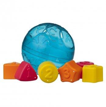 Развивающая игрушка Playgro, Мячик-сортер, 4086169