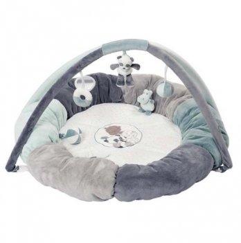 Развивающий коврик с дугами и подушками Nattou, Лулу, Лея и Ипполит