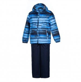 Демисезонный костюм (куртка и штаны) Huppa Yoko Синий 41190114-93335