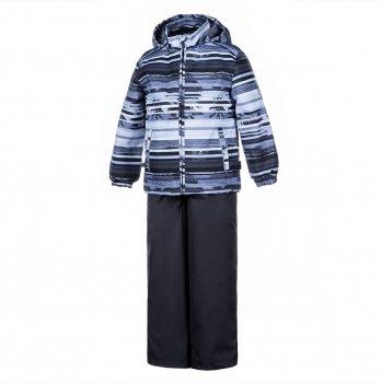 Демисезонный костюм (куртка и штаны) Huppa Yoko Серый 41190114-93348