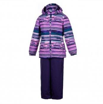 Демисезонный костюм (куртка и штаны) Huppa Yonne Лиловый 41260114-93353