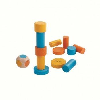 Деревянный набор PlanToys® Сборочная игра