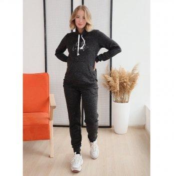 Спортивный костюм для беременных и кормящих To Be Черный 4143057-68