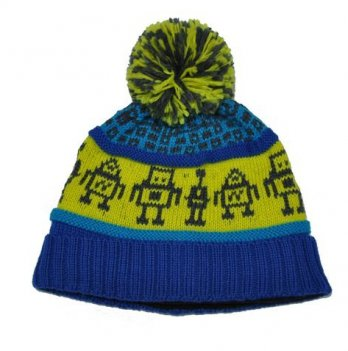 Зимняя шапка Deux par Deux от 2 до 5 лет ZQ02