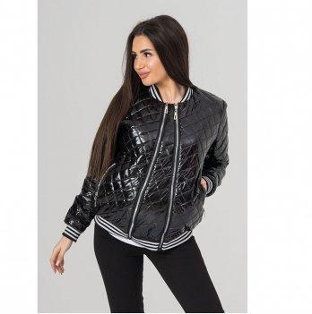 Демисезонная куртка для беременных To Be Черный 4166