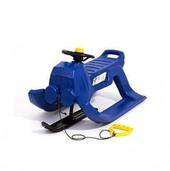 Санки Prosperplast, Jeepp Control, синие