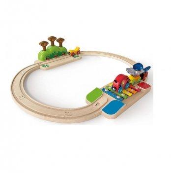 Набор Моя маленькая железная дорога HAPE