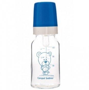 Бутылочка стеклянная Canpol babies 120 мл