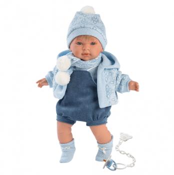 Кукла Llorens Juan S.L. Miguel 42149 42 см