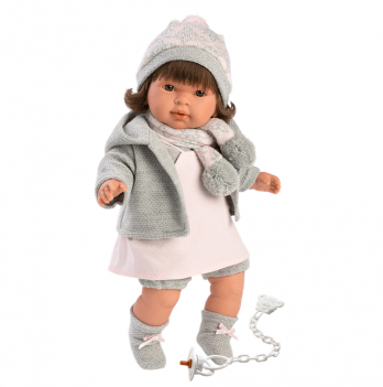 Кукла Llorens Juan S.L. Pippa 42150 42 см