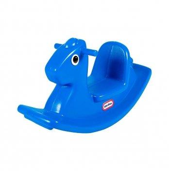 Качалка Little Tikes Веселая Лошадка, синяя