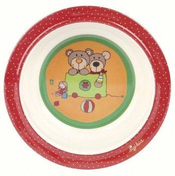 Тарелка глубокая Sigikid Wild&Berry Bears 24519SK