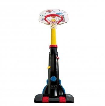 Игровой набор, Little Tikes, Супербаскетбол (складной, регулируемая высота 210 см)