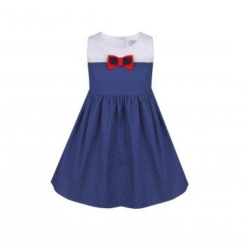 Детское платье ТМ Sasha Синий 4350