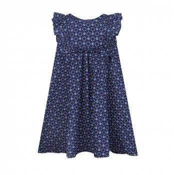 Детское платье ТМ Sasha Синий 4353