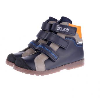Ботинки ортопедические демисезонные Ortho Cyborg 5100-78, синий