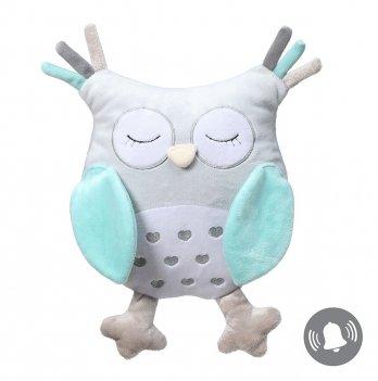 Обнимашка для младенцев Сова София Baby Ono 441 голубой