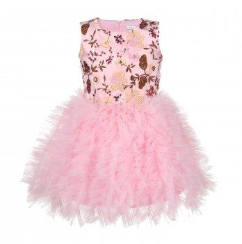 Детское платье ТМ Sasha Розовый 4417