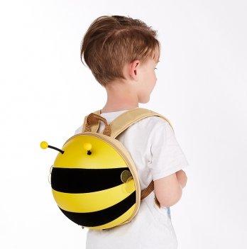 Детский рюкзак SuperCute Пчелка, жёлтый
