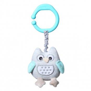Детская игрушка с вибрацией Сова София Baby Ono 442 голубой