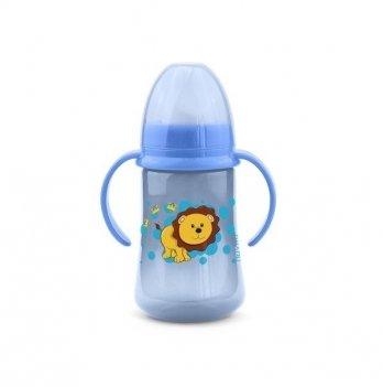 Тренировочная чашка c мягким носиком Nuvita 6м+, 250 мл, синяя