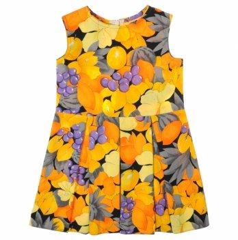 Платье с принтом, Garden baby