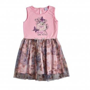 Платье Garden baby Розовый 45080-16/47 2-11 лет