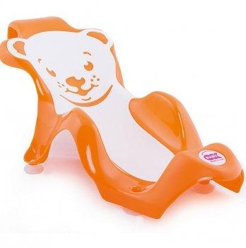 Горка для купания малышей Okbaby Buddy, оранжевый