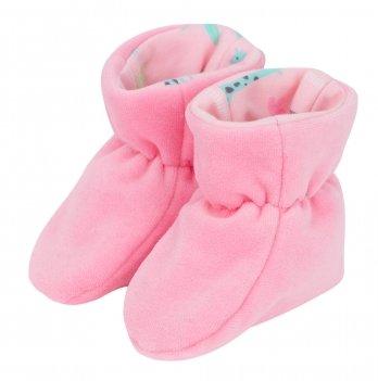 Пинетки для новорожденных Sasha Жираф Розовый 0-3 месяца 4675/1