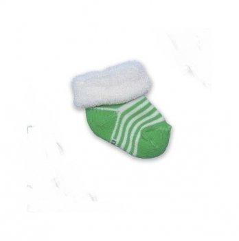 Носочки для малышей Бетис махровые, 1029, цвет зеленый