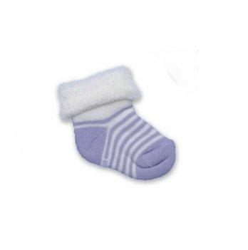 Носочки для малышей Бетис махровые, 1029, цвет лиловый