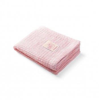 Одеяло бамбуковое BabyOno Ленивец Розовый 75x100 см 479/01