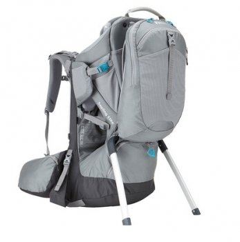 Рюкзак-переноска Thule Sapling Elite Child Carrier, Dark Shadow/Slate