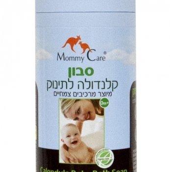 Средство для купания младенцев Mommy Care с органической календулой, 400 мл