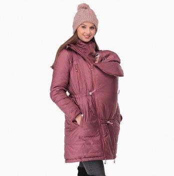 Куртка зимняя для беременных и слингоношения Love & Carry® Роуз, 3-в-1