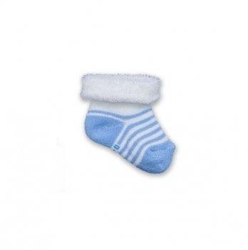 Носочки для малышей Бетис махровые, 1029, цвет голубой