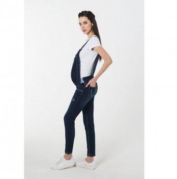 Полукомбинезон для беременных To Be Синий варка 2 1137737