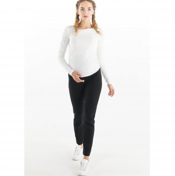 Штаны для беременных To Be Черный 3037056-4