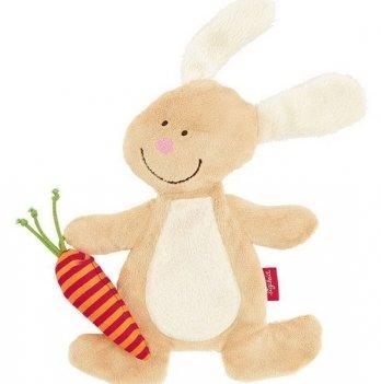 Мягкая шуршащая игрушка Sigikid Кролик 18 см 40675SK