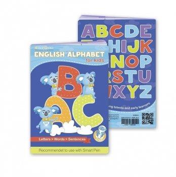 Книга интерактивная Smart Koala Английский Алфавит