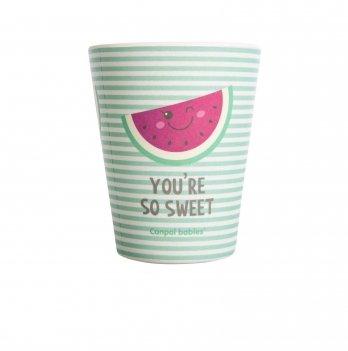 Бамбуковая чашка Canpol babies SO COOL Розовый 9/212 220 мл