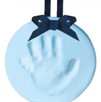 Подарочный глиняный слепок на ленте Pearhead