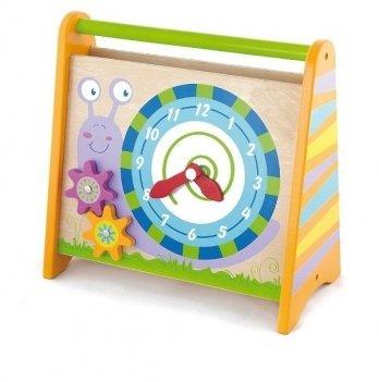 Игрушка Viga Toys Часы 50063